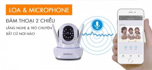 Camera Avatech