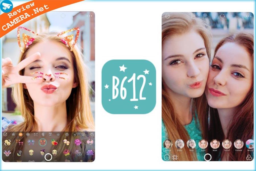 Hướng dẫn sử dụng đầy đủ B612 - ứng dụng selfie chuyên nghiệp và đỉnh nhất