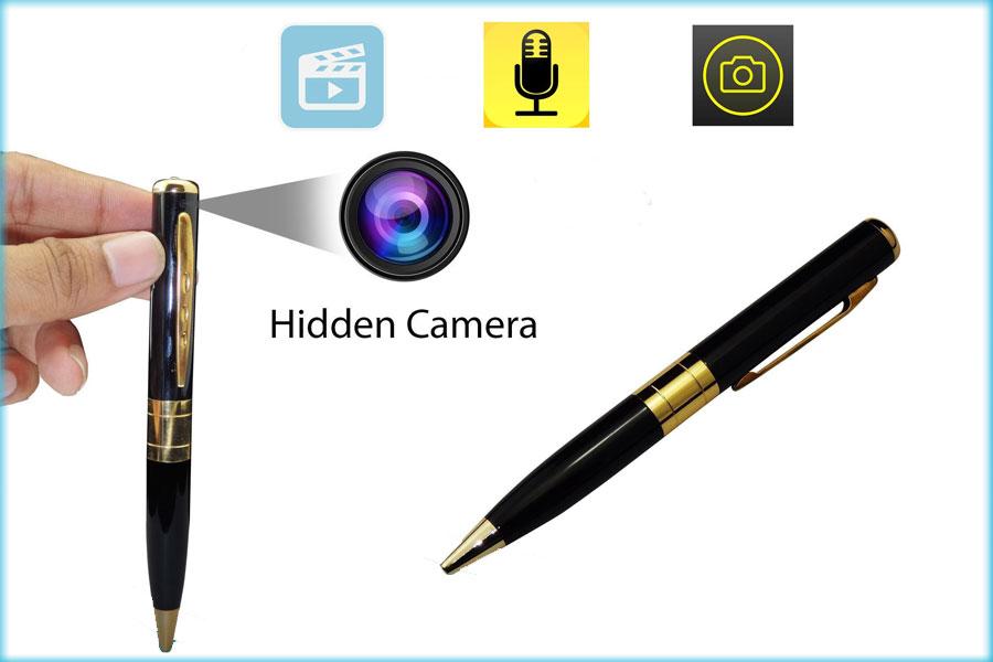 Review Bút Camera - Vừa ghi hình vừa ghi âm đa chức năng