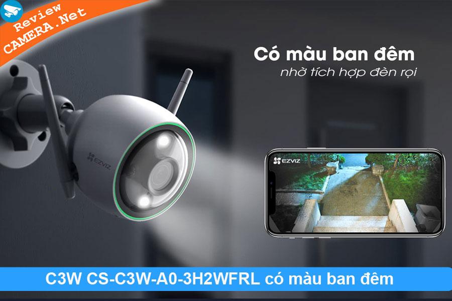 C3W CS-C3W-A0-3H2WFRL có màu ban đêm