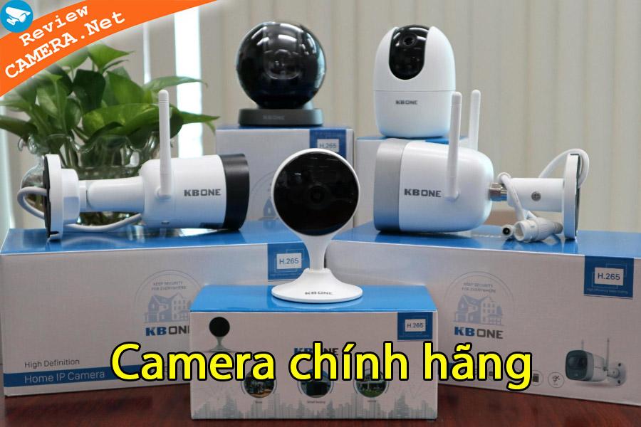 Camera chính hãng