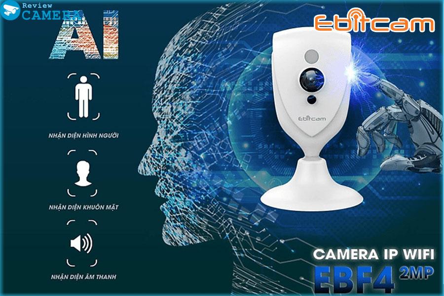 Camera Ebitcam thông minh