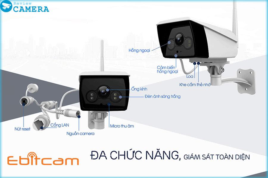 Camera Ebitcam có tốt không