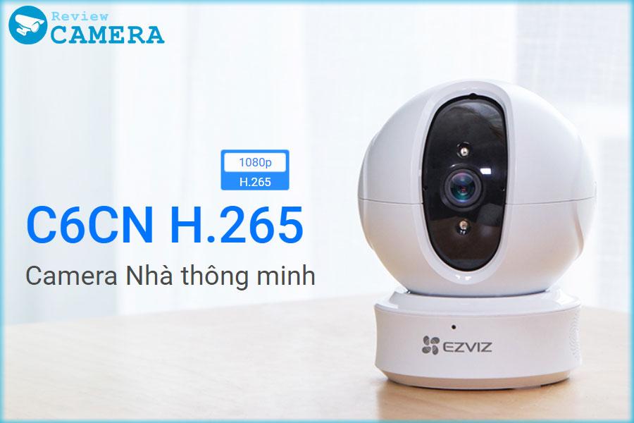 [Mẫu Mới] Review Camera C6CN Upgraded - bản nâng cấp rất đáng tiền
