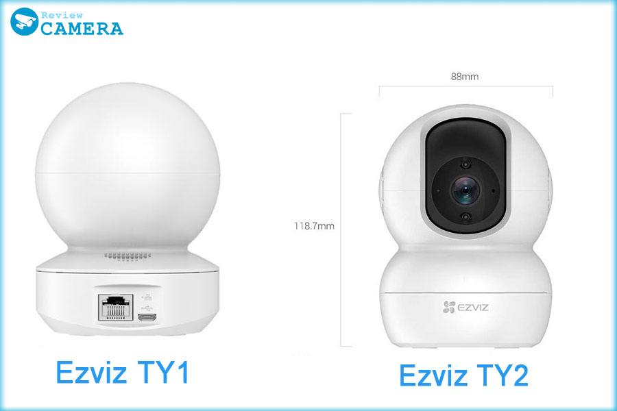 Camera Ezviz TY1
