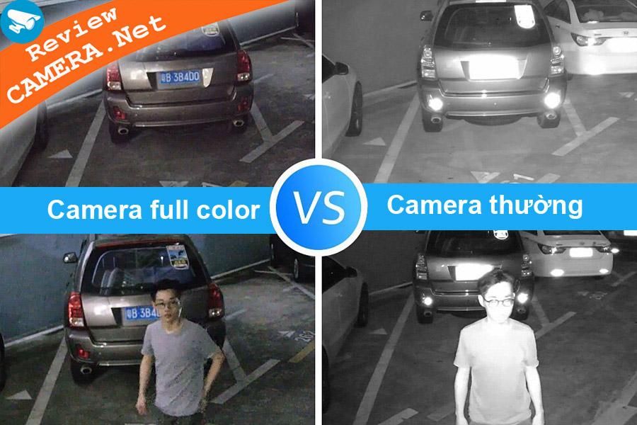 Camera full color