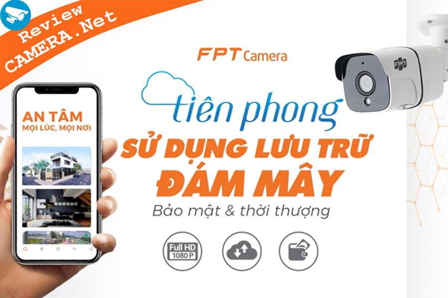 Camera FPT - Camera của mọi gia đình