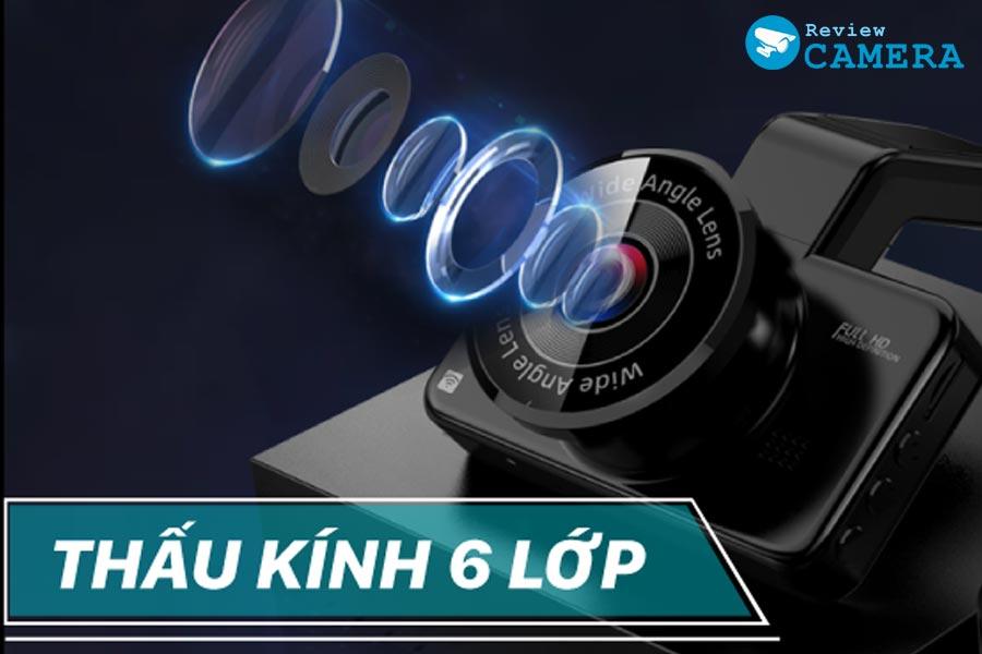 Đánh giá Camera Hành trình Vietmap H9 - Trợ thủ lái xe chuyên nghiệp