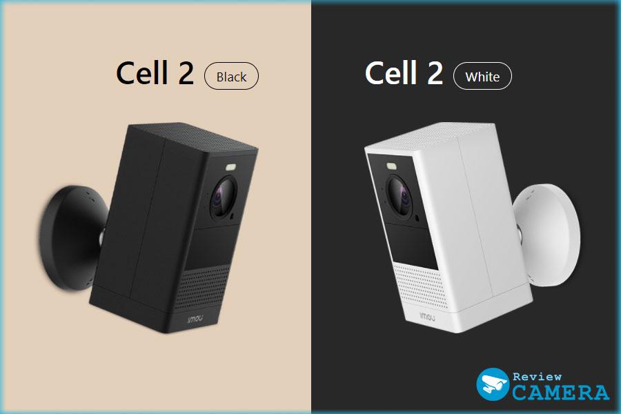 Review Camera IMOU Cell 2 - Camera 100% không dây.