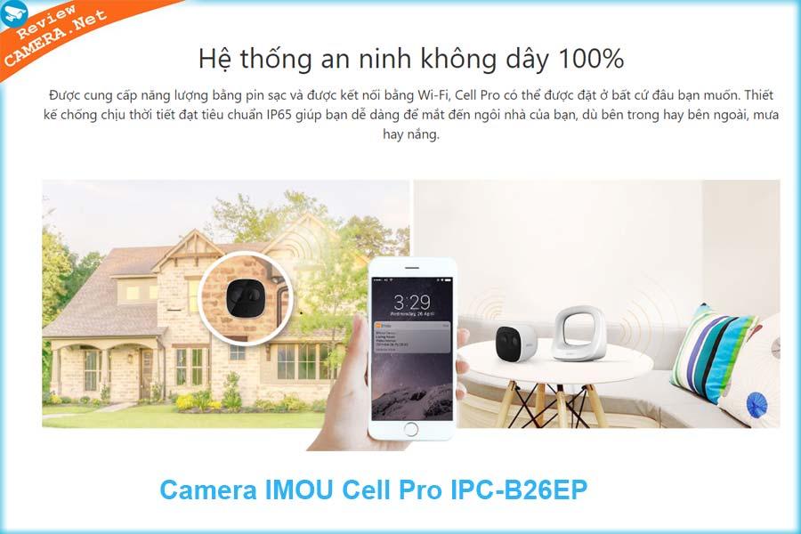 Camera IMOU Cell Pro IPC-B26EP