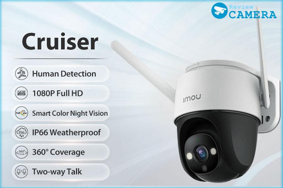 Mua Camera Imou Cruiser S22FP 2MP với giá rẻ hơn 50%