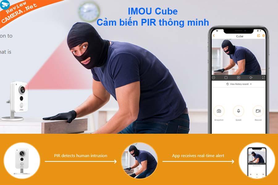 Camera Imou Cube IPC-K22P 1080P
