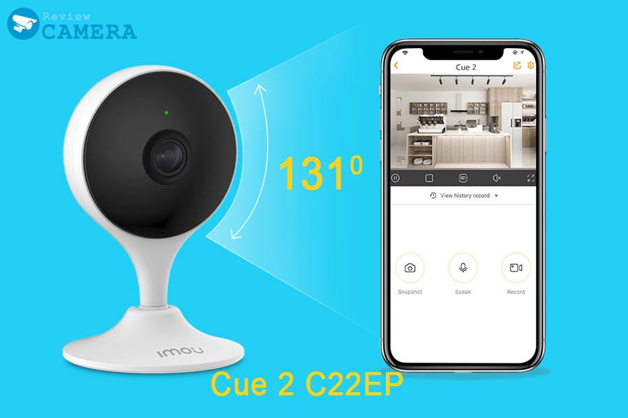 Không thể ngờ Camera IMOU Cue 2 C22EP lại rẻ như vậy !!!