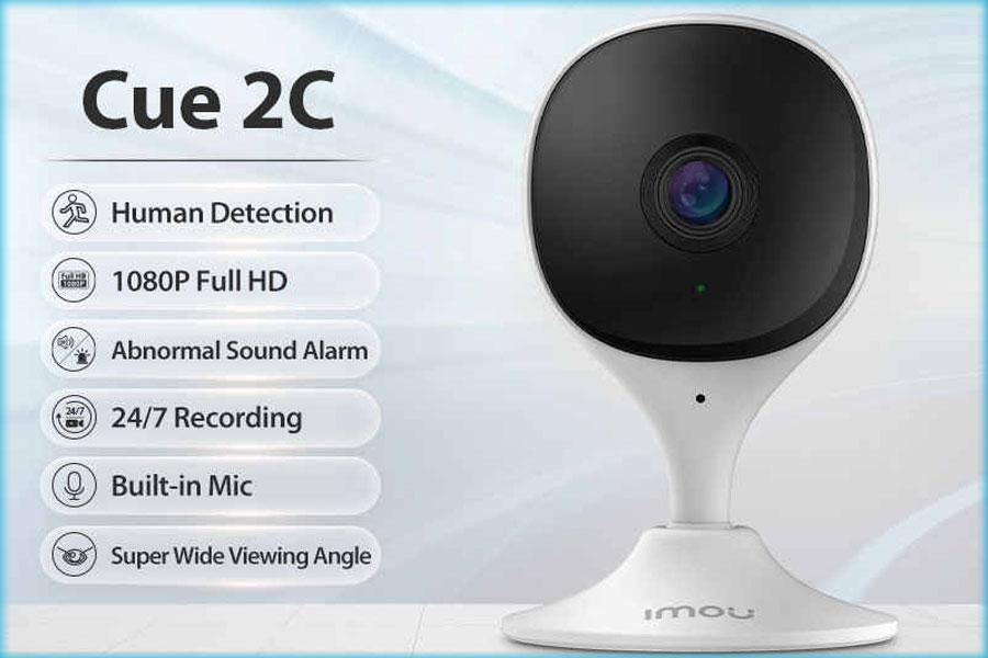 Review Camera IMOU Cue 2C C22CP giá rẻ nhất trong thế giới Camera