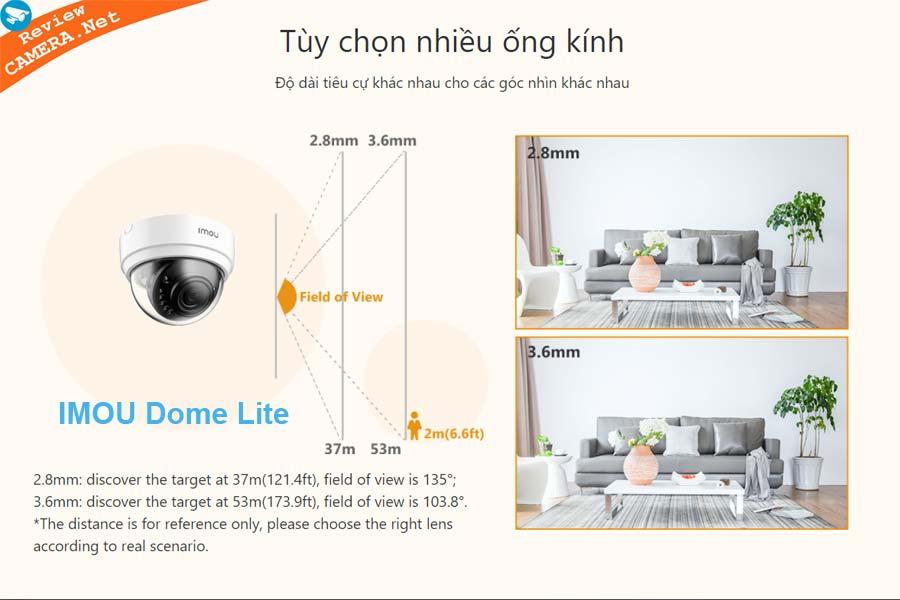 Camera IMOU Dome Lite IPC-D22P