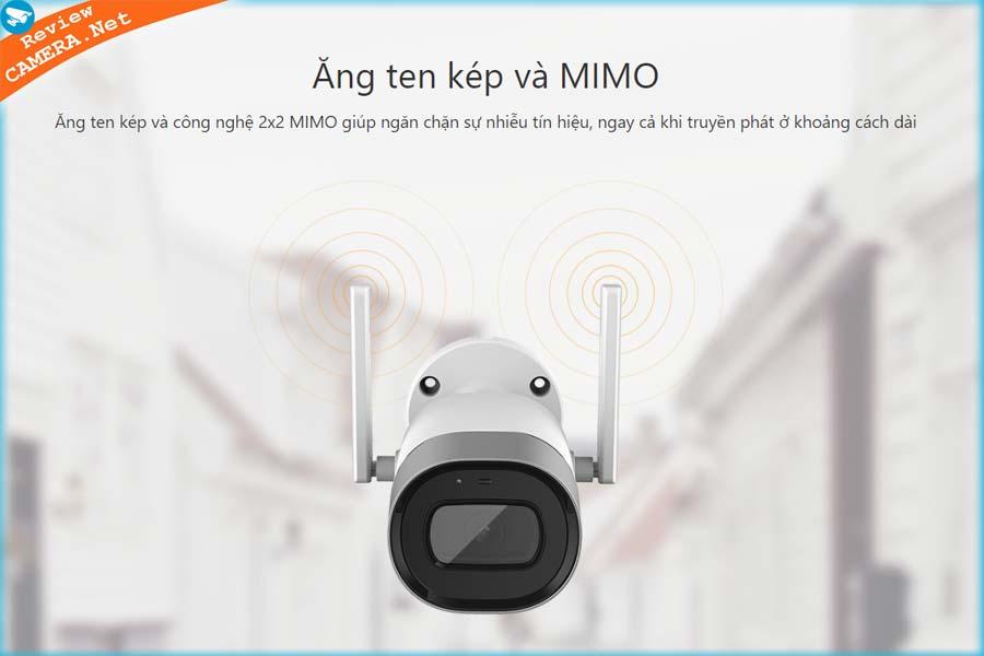 Camera IP Wifi IPC-G26P-IMOU