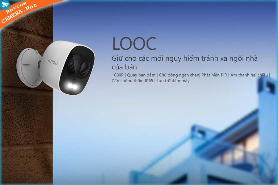 Camera IMOU LOOC IPC-C26EP