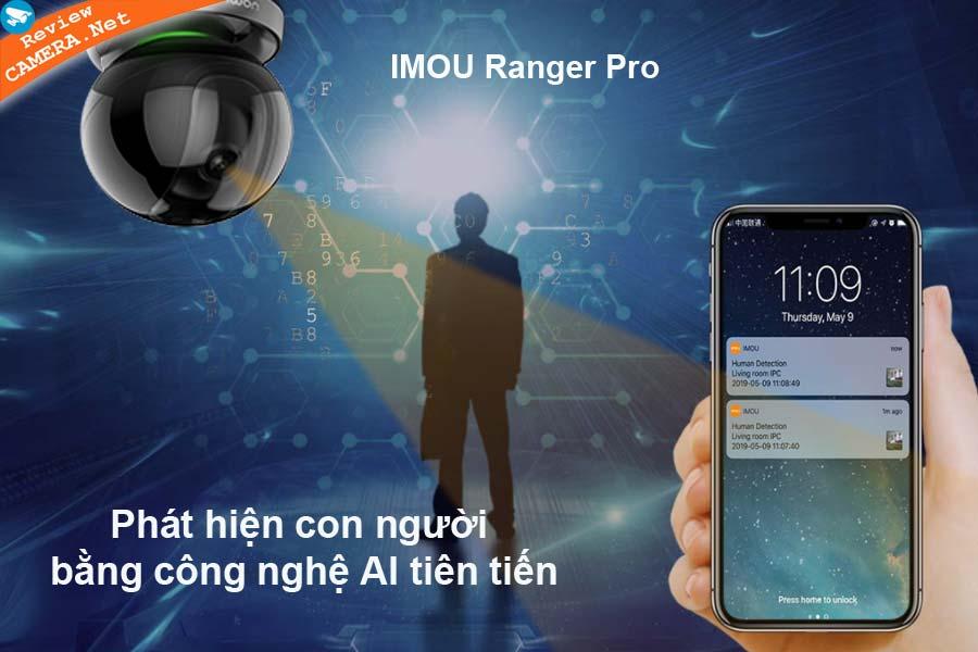 Camera IMOU Ranger IQ IPC-A26HIP