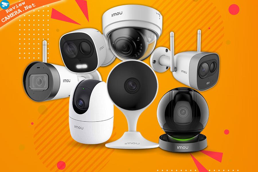 Camera IMOU có tốt không? Xuất xứ, ưu điểm và giá bán của Camera IMOU