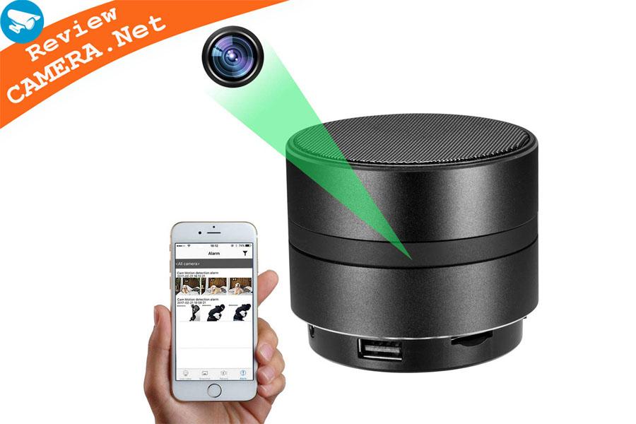 Camera loa Bluetooth