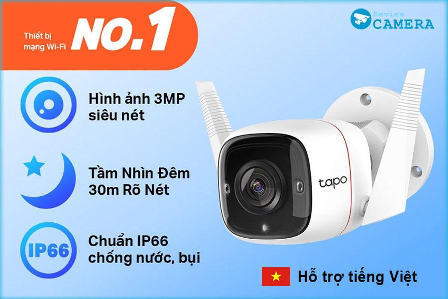 Camera Tapo C310