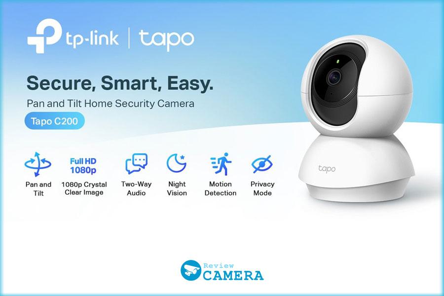 Đánh giá chi tiết Camera Tapo - Giá rẻ phù hợp cho gia đình, văn phòng