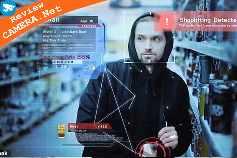 Camera AI nhận dạng hành vi