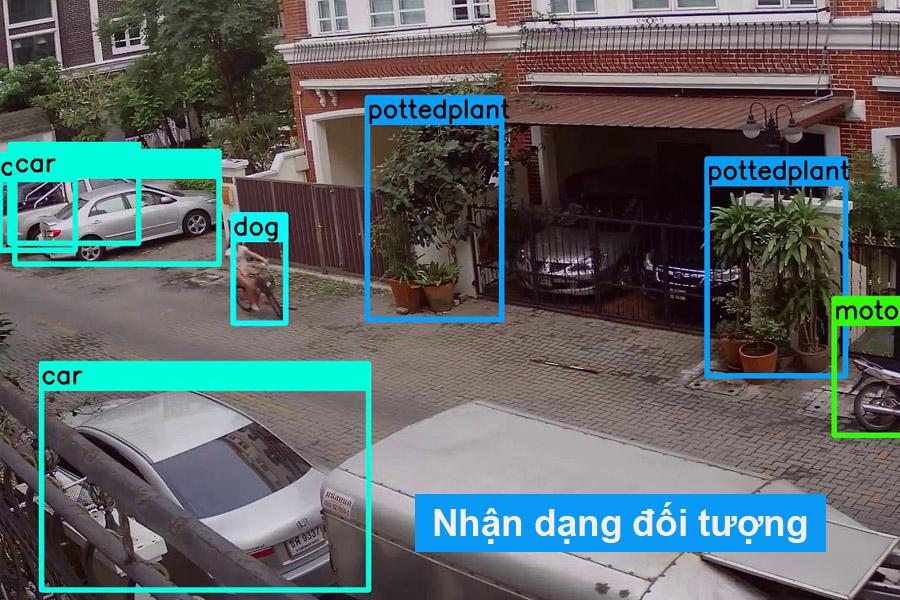 Camera trí tuệ nhân tạo