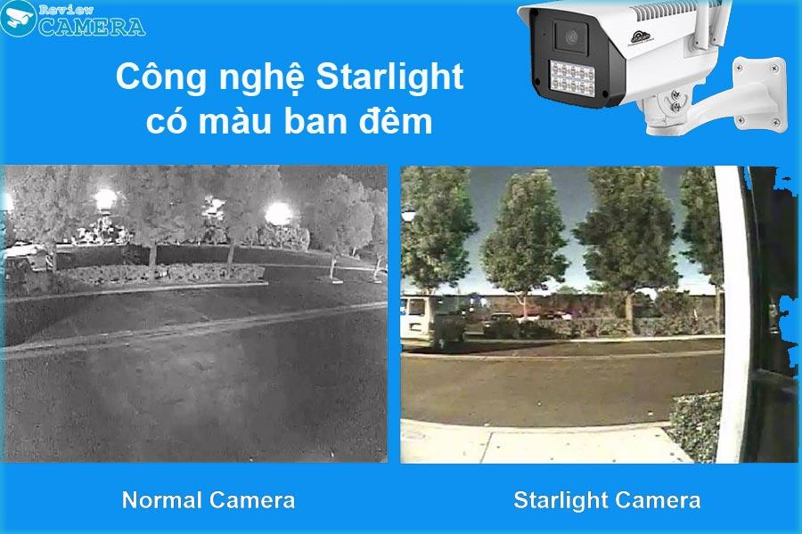 Camera vitacam starlight
