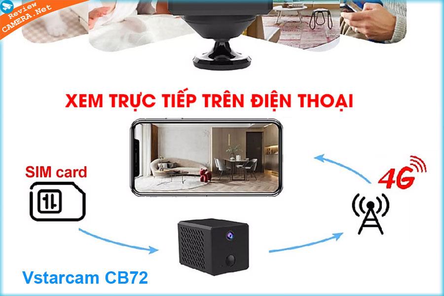 Camera giấu kín Vstarcam CB72