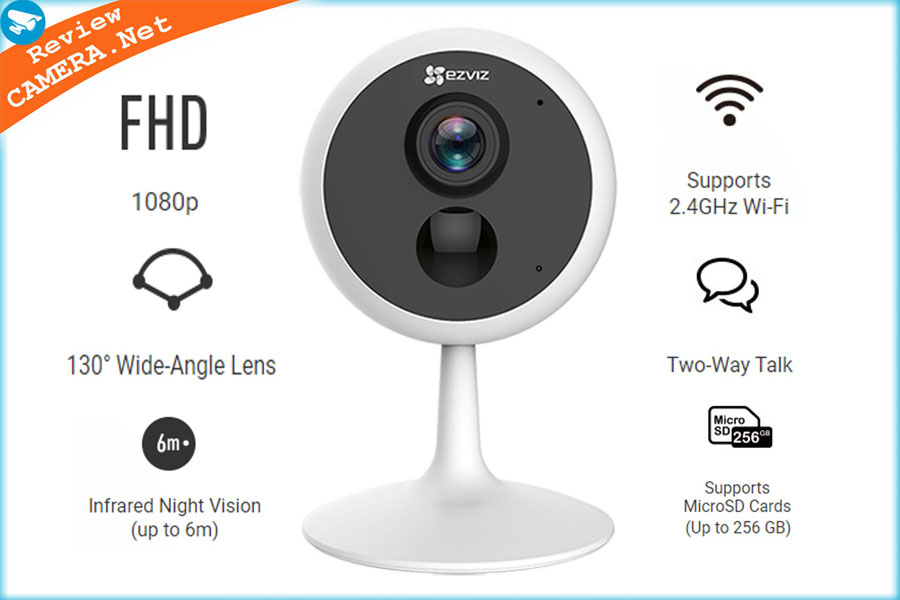 Camera wifi ezviz C1C PIR