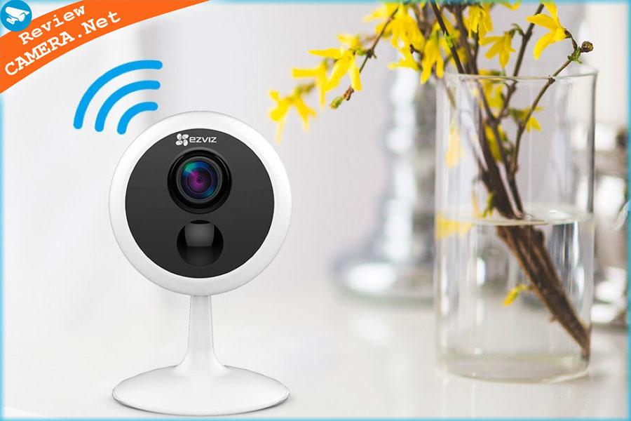 Review Camera EZVIZ C1C PIR - Cảm biến hồng ngoại thụ động cao cấp