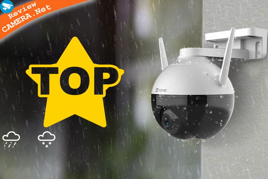 TOP 10+ Camera wifi Ezviz ngoài trời được sử dụng nhiều nhất