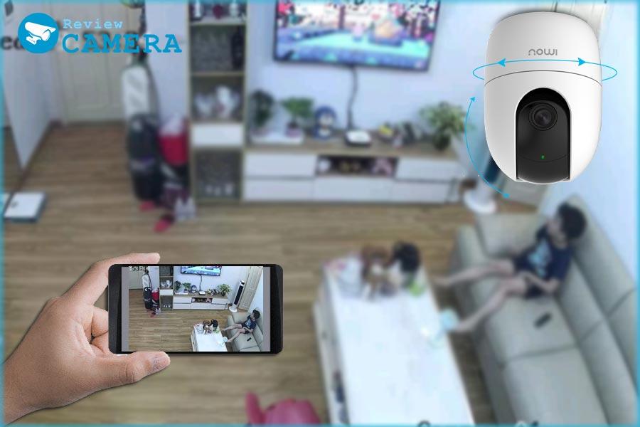 Tư vấn mua Camera Wifi 360 phù hợp lắp đặt cho gia đình, nhà ở