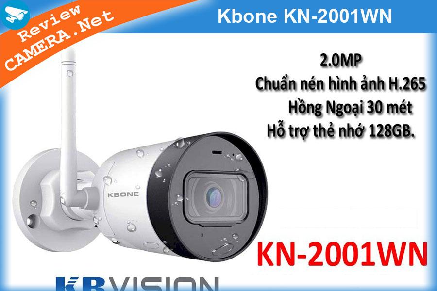 Camera wifi Kbone KN-2001WN
