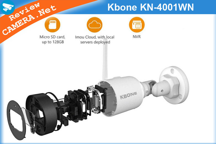 Camera wifi Kbone KN-4001WN
