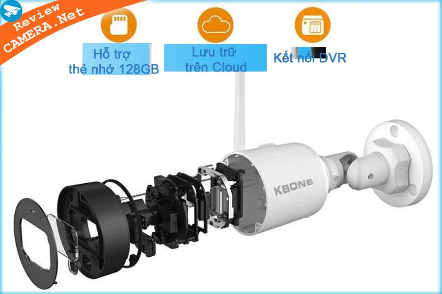 Camera wifi KBone KN-B41
