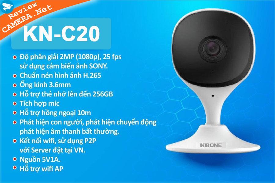 Camera Kbone KN C20