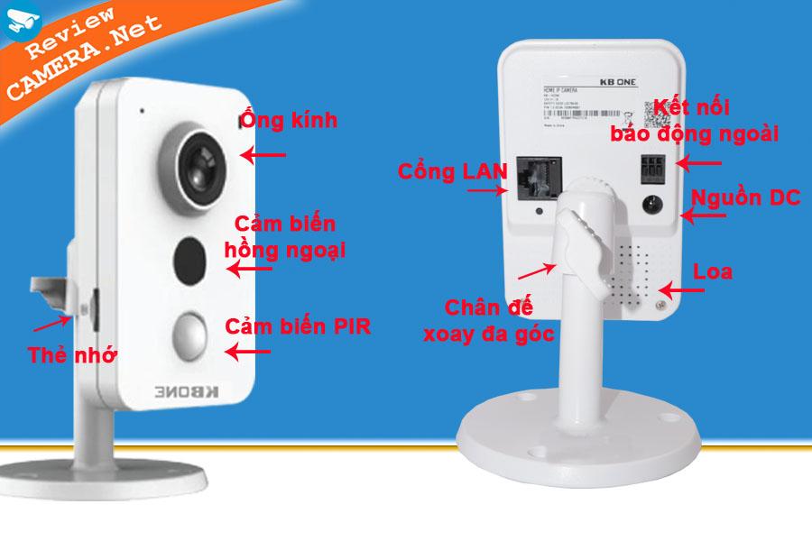 Camera KBone KN-C23 PIR
