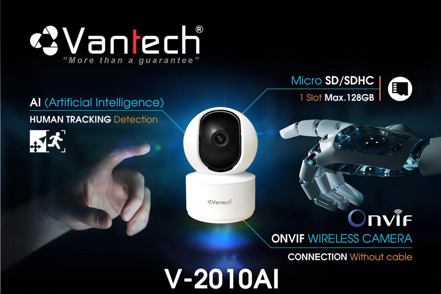 Camera wifi vantech