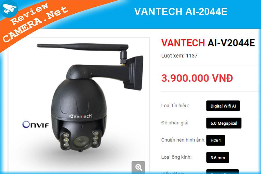 Camera wifi-VANTECH AI-2044E