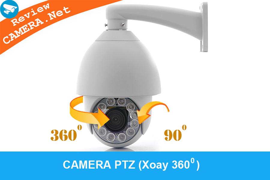 Camera ptz xoay 360 độ