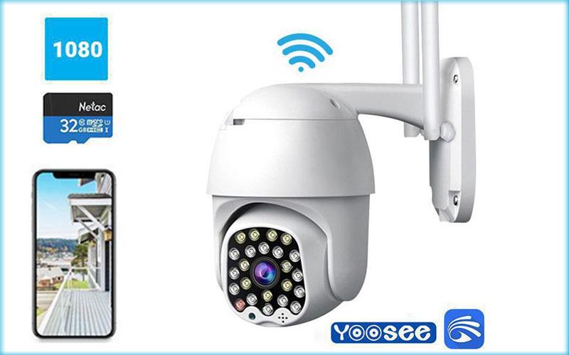 Camera Yoosee PTZ