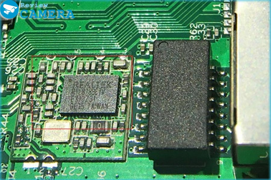 Chip wifi của vitacam