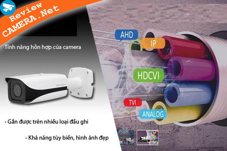 Công nghệ camera hỗn hợp