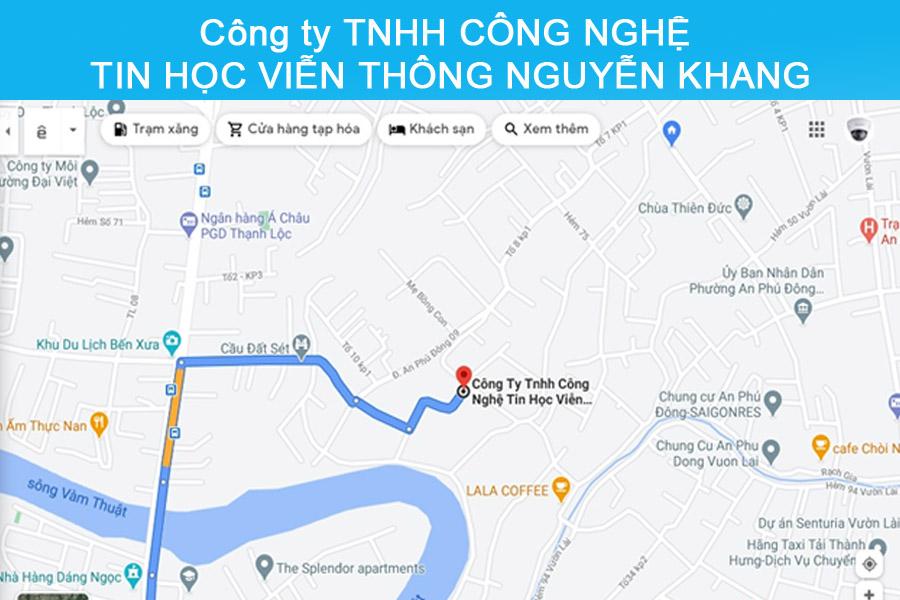 Công ty Nguyễn Khang