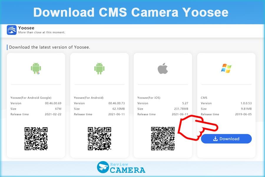 Download CMS Yoosee