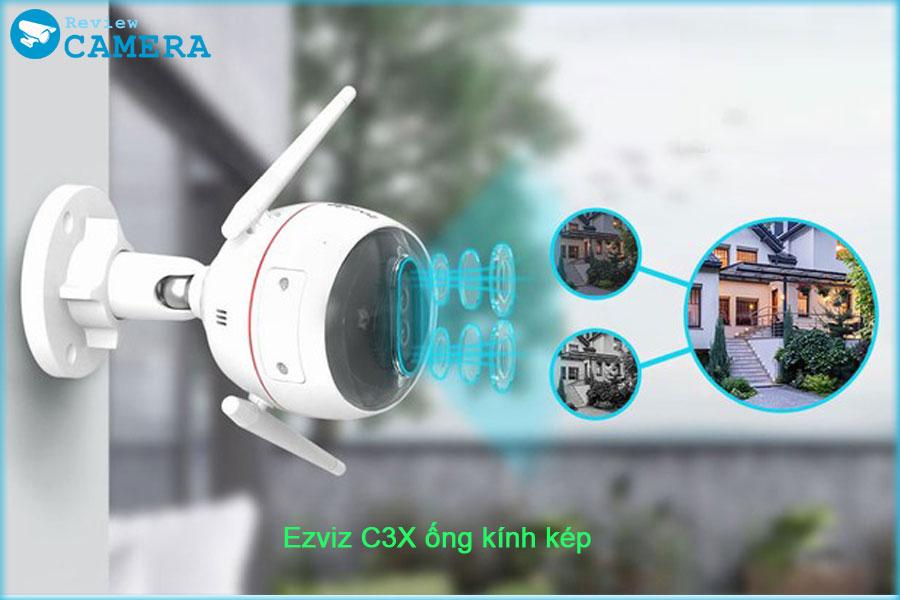 Camera wifi Ezviz C3X