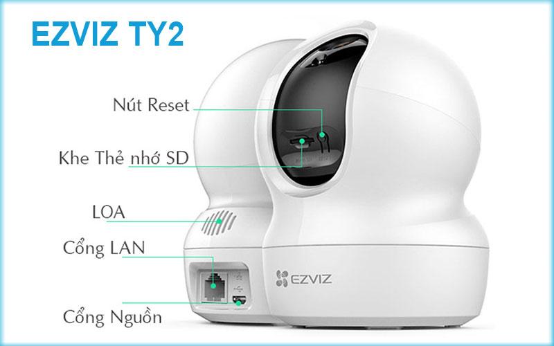 Camera Ezviz TY2
