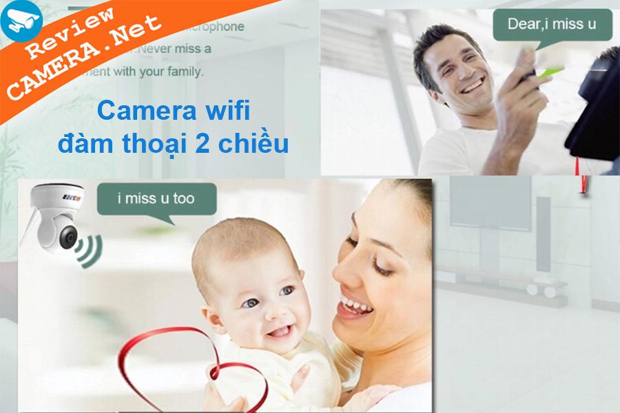 Giá của camera wifi gia đình